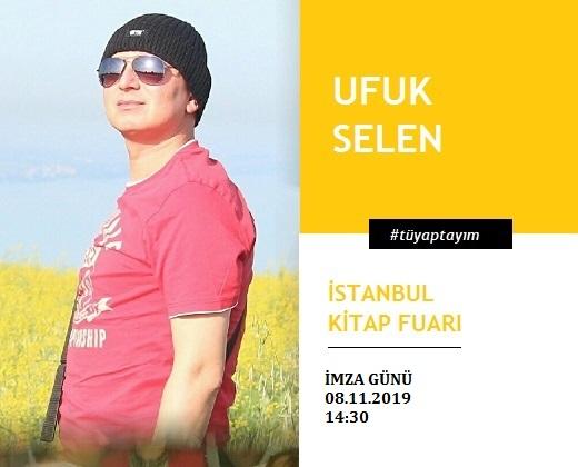 UFUK SELEN - tüyap - 2019